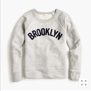 Crewcuts grey Brooklyn sweatshirt